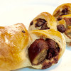 琥八 - 料理写真:栗とチョコレート♪
