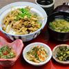 SPEC - 料理写真:【秋メニュー】鶏肉ときのこのにんにくバター醤油丼
