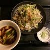 詩菜野 - 料理写真:肉野菜つけ汁せいろ 860円