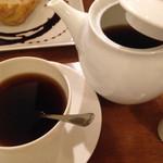 ベジカフェダイニング トスカ - 玄米コーヒー