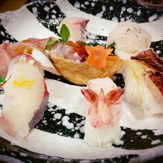市場食堂ぶえんかん - 料理写真:特選寿司定食
