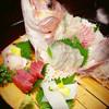 指宿白水館 - 料理写真:夕食の鯛コース