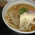久米 - 腰のある麺(⌒‐⌒)