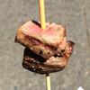 阿蘇 とり宮 - 料理写真:「あか牛 串焼き」400円