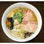 42075880 - 「塩叉焼麺」(2015.05)
