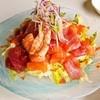 神鮨 - 料理写真:海鮮サラダ