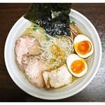 麺や真登 - 「特製薫る塩」(2015.06)