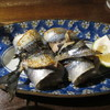 うまいもの家 ROAN - 料理写真:気まぐれメニューにあった、秋刀魚の香草パン粉焼き