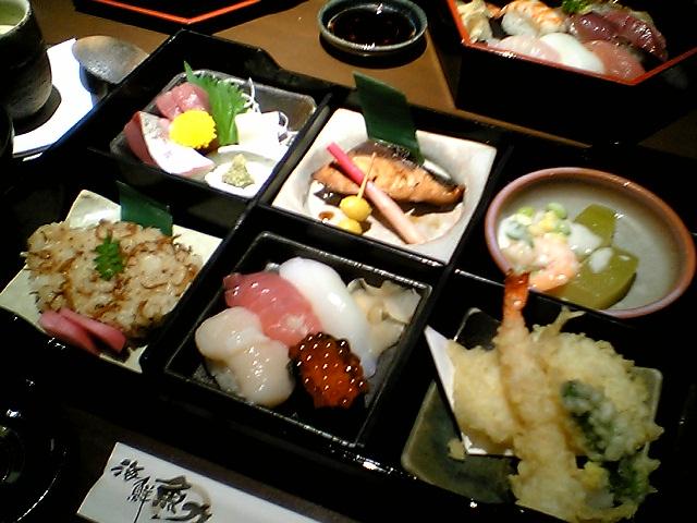 海鮮魚力 昭島モリタウン店
