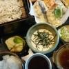 忠治庵 - 料理写真:そば定食。