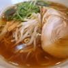 中華麺蒼園 - 料理写真:醤油ラーメン
