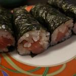 くろしお回転寿司 - 追加の鉄火巻
