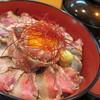 寿司 ひらの - 料理写真:さんま丼(1,290円)