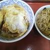 福はら - 料理写真:カツ丼セット