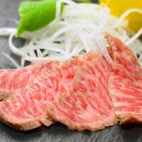 牛の雅ステーキ タタキ風