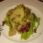 42135828 - 秋刀魚と玉葱のマリネ  ヴェネツィア風 950円