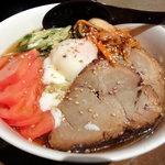 ジンギスカン羊羊亭 - 冷麺