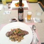 レストラン アンソレイユ - (2015年9月)
