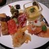 ラ・パランツァ - 料理写真:La Paranza @新橋第一ホテルアネックス 1皿目 前菜類