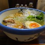 42156577 - 冷やしゆず塩麺(1,250円税込)