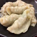昇華 - 茹で餃子