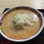 美味 - 料理写真:山伏ラーメン(小)