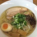 瀬戸内ラーメン 大島 - いりこラーメン〜(*^◯^*)♪