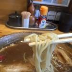 42178851 - 中華そばの麺(細麺)