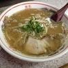 鹿児島ラーメン 真琴 - 料理写真:焼肉ラーメン定食(1200円)のラーメン