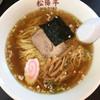 松陽亭 - 料理写真:ラーメン 550円