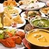 オリエンタルテーブル アマ - 料理写真:インドコース