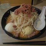 大虎 - 料理写真:濃いみそ ¥800- 野菜多めニンニク有