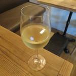 レ・グラン・ザルブル - ランチアルコール・セット:グラス白ワイン