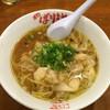 ばりきやラーメン - 料理写真:エビワンタンメン 800円