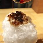 氷屋ぴぃす - 焙煎麦茶
