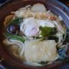 味の民芸 - 料理写真:民芸「鍋焼きうどん」993円