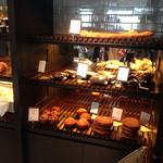 ザ シティ ベーカリー バー アンド バーガー ルービン - 料理写真:パンは少ないです