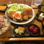 ムモクテキカフェ - 土日限定ディナー