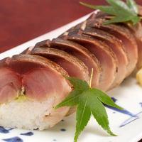 鯖寿司1本