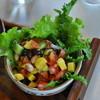 たまごカフェ - 料理写真:サラダです