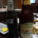 函館湯の川 啄木亭 - ドリンク写真: