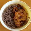 コウラン - 料理写真:天ぷらそば