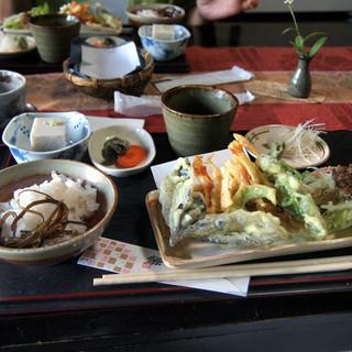 浄楽 - 料理写真:そば昼ランチ