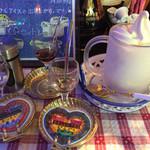 42217149 - Aセット〜ダルジャン〜〜(アイスクリーム・リキュール2種・クレープ・ヨーグルト・キアヌ・パイ・コーヒー・クッキー) 1,390円