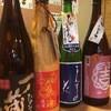 とれたて北海道 - ドリンク写真:【秋限定】ひやおろしを各種取り揃えました。