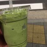 鳴門鯛焼本舗 - 抹茶スムージー