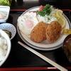みよし食堂 - 料理写真:メンチカツ定食850円