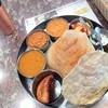 チャトパタ - 料理写真:ホリデーランチの南インドセット
