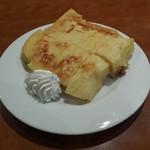 ヤマモト - フレンチトースト(550円)