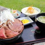 レストラン 北山 - 倍喰丼 大1700円